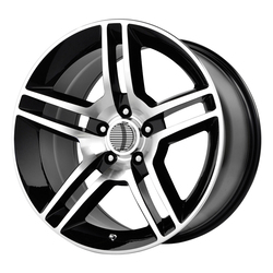 OE Creations Wheels PR101 - Gloss Black Machined Rim