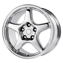 OE Creations Wheels 103 - Chrome Rim