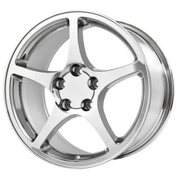 OE Creations Wheels 104 - Chrome Rim