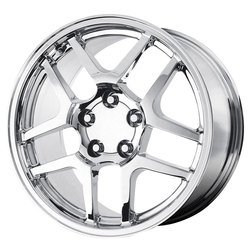 OE Creations Wheels OE Creations Wheels 105 - Chrome - 18x10.5