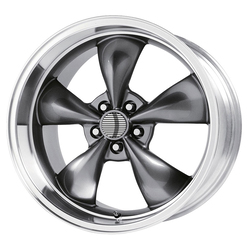 OE Creations Wheels OE Creations Wheels 106 - Anthracite/Machined Lip