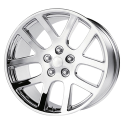 OE Creations Wheels 107 - Chrome Rim