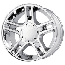 OE Creations Wheels 108 - Chrome Rim