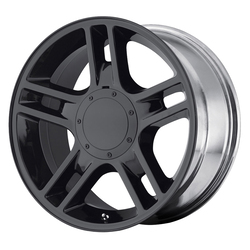 OE Creations Wheels 108 - Gloss Black Rim
