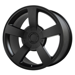 OE Creations Wheels PR112 - Matte Black Rim