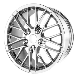 OE Creations Wheels 121 - Chrome Rim