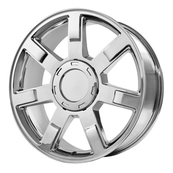 OE Creations Wheels 122 - Chrome Rim