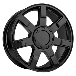 OE Creations Wheels 122 - Gloss Black Rim