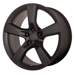 OE Creations Wheels 125 - Matte Black Rim