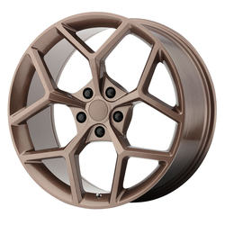 OE Creations Wheels 126 - Copper Rim