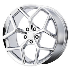 OE Creations Wheels 126 - Chrome Rim
