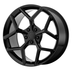 OE Creations Wheels 126 - Gloss Black Rim