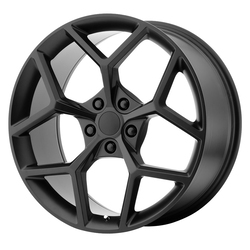 OE Creations Wheels 126 - Matte Black Rim