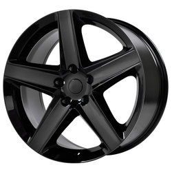 OE Creations Wheels 129 - Gloss Black Rim