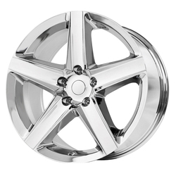 OE Creations Wheels 129 - Chrome Rim