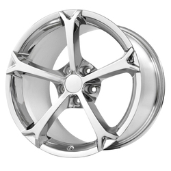 OE Creations Wheels 130 - Chrome Rim - 19x12