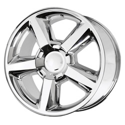 OE Creations Wheels 131 - Chrome Rim