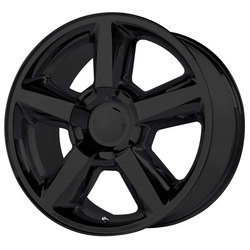 OE Creations Wheels 131 - Matte Black Rim