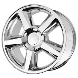 OE Creations Wheels PR131 - Polished Rim
