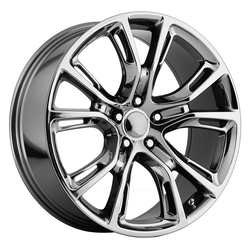 OE Creations Wheels PR137 - PVD Black Chrome Rim