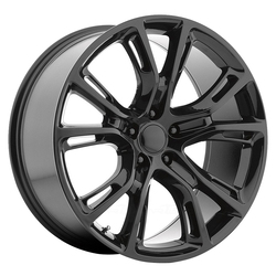 OE Creations Wheels PR137 - Gloss Black Rim