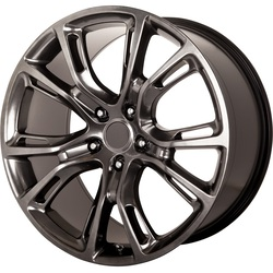 OE Creations Wheels PR137 - Hyper Black Rim