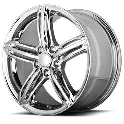 OE Creations Wheels 145 - Chrome Rim