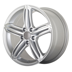 OE Creations Wheels 145 - Hyper Silver Rim