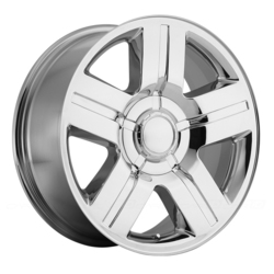 OE Creations Wheels 147 - Chrome Rim - 26x10