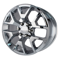 OE Creations Wheels PR150 - Chrome Rim