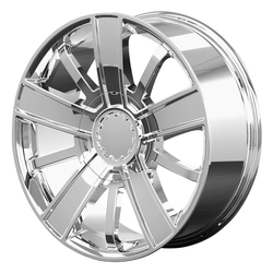 OE Creations Wheels 153 - Chrome Rim