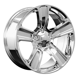 OE Creations Wheels 155 - Chrome Rim
