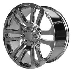 OE Creations Wheels 158 - Chrome Rim