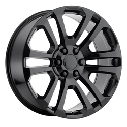 OE Creations Wheels 158 - Gloss Black Rim
