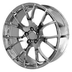 OE Creations Wheels 161 - Chrome Rim - 22x11
