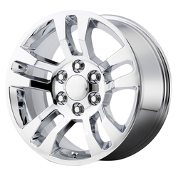 OE Creations Wheels 175 - Chrome Rim
