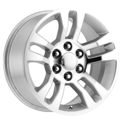 OE Creations Wheels OE Creations Wheels 175 - Silver Machined