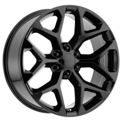 OE Creations Wheels 176 - Gloss Black Rim