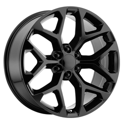 OE Creations Wheels 176 - Matte Black Rim