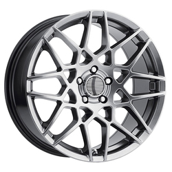 OE Creations Wheels 178 - Hyper Silver Rim