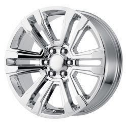 OE Creations Wheels 182 - Chrome - 22x7