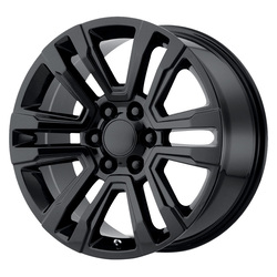 OE Creations Wheels 182 - Gloss Black - 22x7