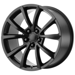 OE Creations Wheels 184 - Satin Black Rim
