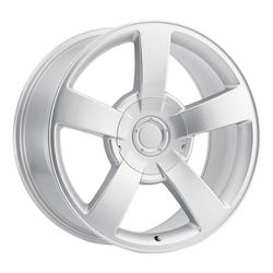 OE Creations Wheels PR112 - Silver Rim
