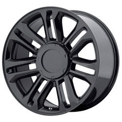 OE Creations Wheels 132 - Gloss Black Rim
