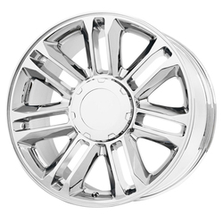 OE Creations Wheels 132 - Chrome Rim