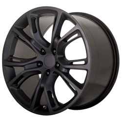 OE Creations Wheels PR137 - Matte Black Rim