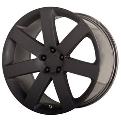 OE Creations Wheels OE Creations Wheels 138 - Matte Black