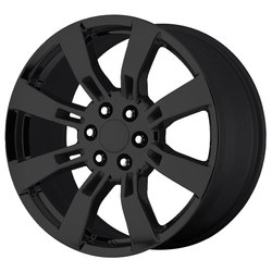 OE Creations Wheels 144 - Gloss Black Rim