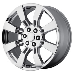 OE Creations Wheels 144 - Chrome Rim